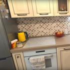 Как в 6-ти метровую кухню вместить всё необходимое