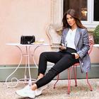 С чем носить брюки летом: 22 удобных и комфортных варианта