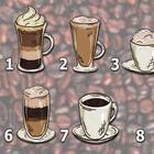 Тест — подсказка от Вселенной. Выберите кофе и узнайте кое-что интересное.