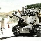 Боевое применение ИСУ-122 (Объект 242)