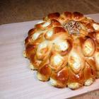 Царь выпечки - пирог Георгин / Очень красиво и очень вкусно