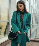 С чем носить темно-зеленый: 16 невероятно красивых вариантов на 2021 год