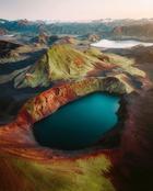 Узоры Земли в фотографиях Зака Тесты