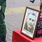Поисковики Украины и России на границе передали друг другу останки красноармейцев