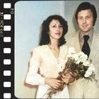 Свадебные снимки знаменитостей СССР