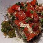 """Вкуснейший салат """"Баклажановый рай"""" по-новому."""