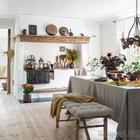 Старая ферма в Швеции, которую превратили в очаровательную дачу