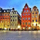 Сказочное королевство Швеция