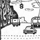 Советская загадка-картинка. В чем ошибся художник?