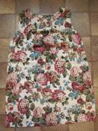 Как удлинить платье с помощью кружевной тесьмы