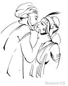 Рубаи Омара Хайяма в 30 иллюстрациях Ирины Степановой