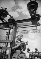 Рабочие красотки Советского Союза