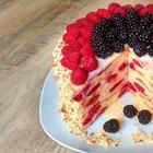 Торт на сковороде! Нереально вкусный десерт!
