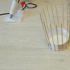 Простой способ плетения корзинки за 15 минут