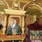 Москва новогодняя. 02. Елисеевский магазин – жемчужина на Тверской