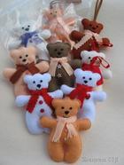 Поделки для дома из ткани: шьем игрушки и украшения