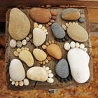 Необычные поделки из камней своими руками