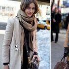 Как носить шарф этой осенью