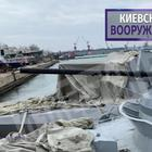 Задержанные в Керчи украинские катера оказались рухлядью