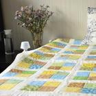 Лоскутное одеяло своими руками