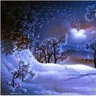 Какая сказочная ночь (Стих)