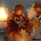Рождественская поделка своими руками