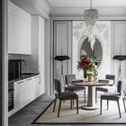 Изысканный интерьер в стилей парижских апартаментов в Москве