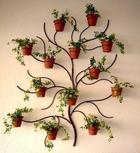 Идеи подставок для цветов для дома и дачи