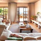 Солнечный дом на испанском побережье