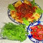 Говядина по-домашнему  с овощами!!Быстро и вкусно!!!!