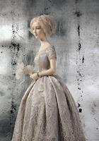 Великолепные авторские куклы Александры Кукиновой