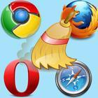 Как почистить куки и кэш в браузерах Хром, Опера, Мозила?