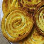 Картофельные спиральки. Вкусный перекус для всей семьи!