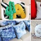 35 идей, чтобы сделать диванные подушки своими руками