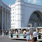 Москва и Ленинград в 1973 году