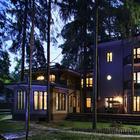 Деревянный дом, в котором «отдыхает душа».