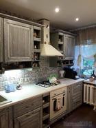 Моя кухня: нестандартная форма комнаты и милые детали