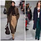 Модные пальто-2018: 6 главных трендов осени