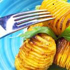 Попробуйте приготовить картофель по-новому с хрустящей корочкой и медовой глазурью - Фантастика!