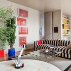 «Двушка» архитектора – трехметровые потолки и рассвет в спальне