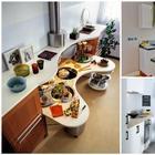 13 свежих идей для маленькой кухни, которые вдохновят на смелые эксперименты