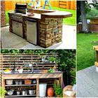 15 идей оформления летней кухни, которые вдохновят на создание подобной на своей даче