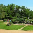 Крым. Симферополь. Ботанический сад КФУ
