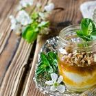 Мед и грецкие орехи — польза, о которой знают не все