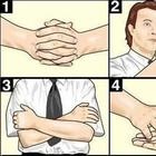 Определить характер человека задав 4 вопроса