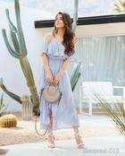 Лето 2018: 25 невероятно красивых образов платья макси для каждой красотки