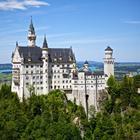Путешествие по замкам Германии