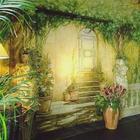 Настенная роспись в домашнем декоре