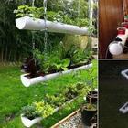 20 полезных идей, как использовать пвх-трубы для дачного участка