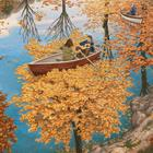 Картины канадского художника меняются в зависимости от ракурса